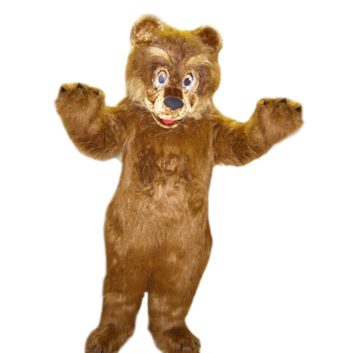 Ростовая кукла Медведь 3