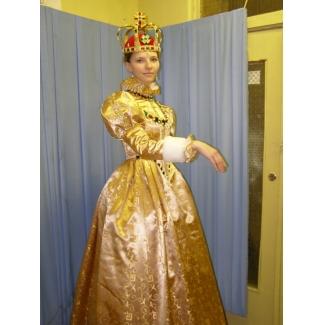 Костюм Королева 2