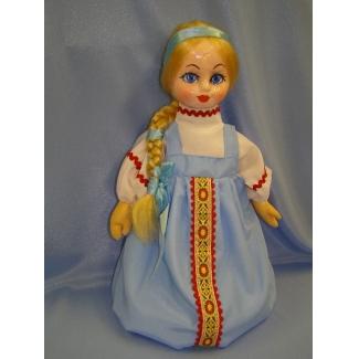 Кукла перчаточная Дуняша