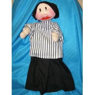 Кукла перчаточная  Объедало
