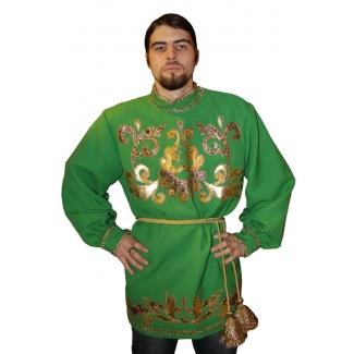 Рубашка народная мужская