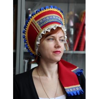 Кокошник Фольклорный