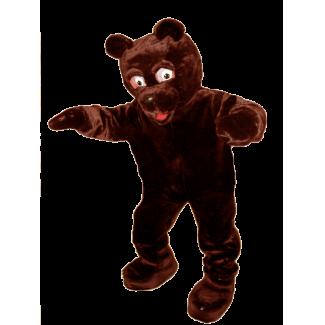 Ростовая кукла Медведь 4