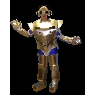 Ростовая кукла Робот