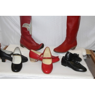 Обувь танцевальная