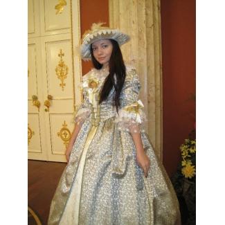 Платье историческое №3