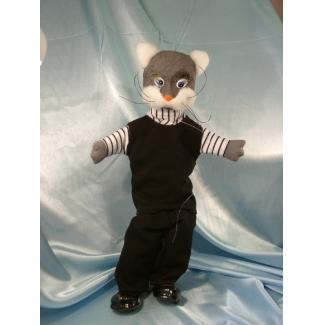 Кукла перчаточная Кот большой