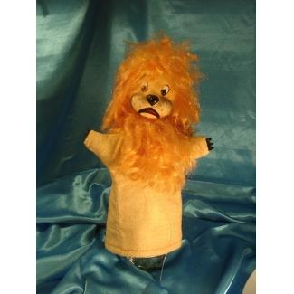 Кукла перчаточная Лев