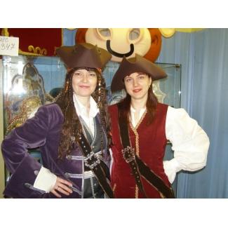 Костюмы Пиратки