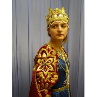 Костюм Византийская царевна 2