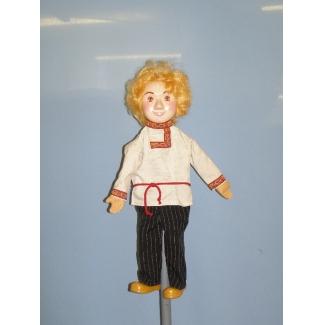 Кукла перчаточная Егорка