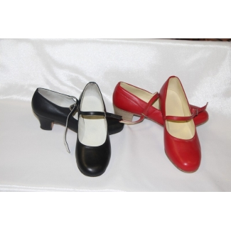 Туфли народные женские