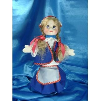 Кукла перчаточная Красная шапочка