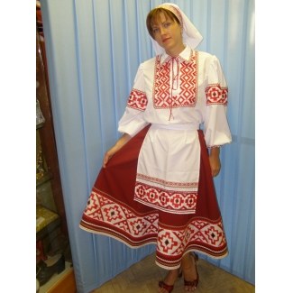 Костюм Белоруссия