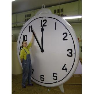 Часы карнавальная ночь