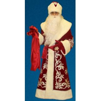 Костюм Деда Мороза №3