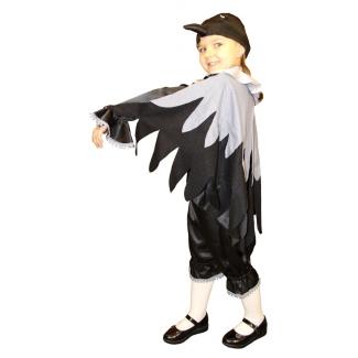 Костюм Сорока (крылья и шапочка)