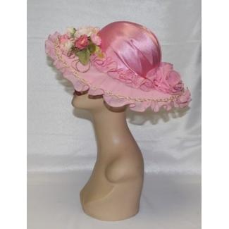 Шляпа каркасная