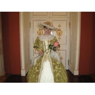 Платье историческое №4
